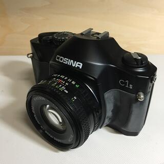 リコー(RICOH)のフィルムカメラ コシナC1s  Kマウント(フィルムカメラ)