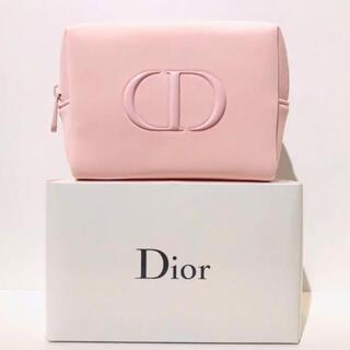 Dior ディオール ノベルティポーチ ピンク