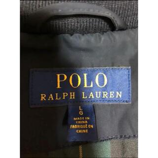 ポロラルフローレン(POLO RALPH LAUREN)の【早い者勝ち】POLO ダウンジャケット 美品(ダウンジャケット)