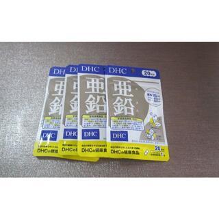 DHC - DHC 亜鉛サプリ 20日分(20粒) ×4袋