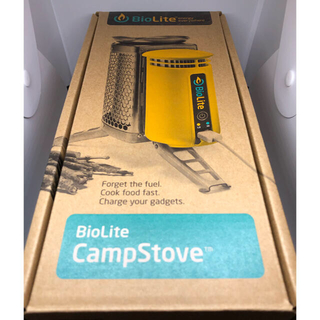mont bell - バイオライト キャンプストーブ BioLite CampStove