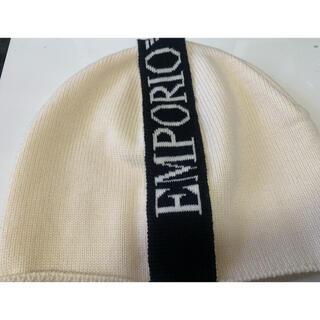 Emporio Armani - 新品 エンポリオアルマーニ メンズニット帽