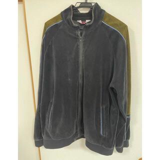 Supreme - XL! supreme  ベロア jersey jacket ジャージ