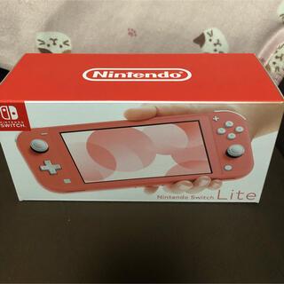 Nintendo Switch - 新品 ニンテンドースイッチ ライト Switch