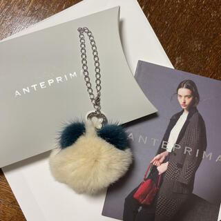 アンテプリマ(ANTEPRIMA)の[ 新品未使用品‼️]ANTEPRIMA パンダバッグチャーム お箱付き付き(ハンドバッグ)