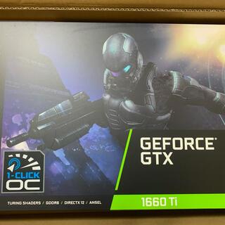GeForce GTX 1660ti  玄人志向 新品未開封
