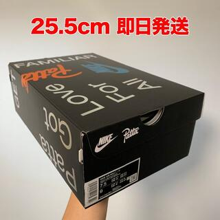 NIKE - 25.5cm NIKE x Patta air max 1 monarch 新品
