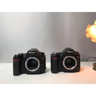 Nikon - Nikon D80 2台セット ニコン デジタル一眼レフカメラ ジャンク