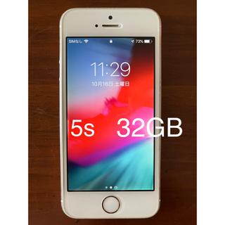 Apple - iPhone 5s  32GB  ゴールド