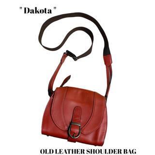Dakota - Dakota ダコタ オールドレザーショルダーバッグ ヴィンテージ