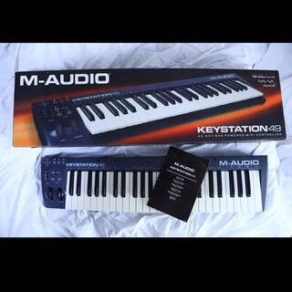 M-AUDIO Keystation 49 midiキーボード