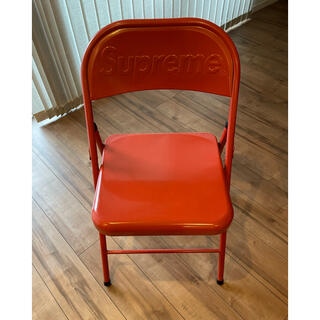 Supreme - Supreme metal folding chair 椅子 チェア