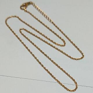 タサキ(TASAKI)の田崎真珠 タサキ TASAKI K18YG チェーン ネックレス(ネックレス)