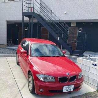 BMW - BMW 118i RED 乗り出し総額価格