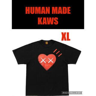XL HUMAN MADE X KAWS T-SHIRT KAWS #6