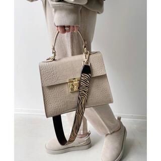 L'Appartement DEUXIEME CLASSE - 新品 【AULENTTI/オウレンティ】Shoulder Bag ベージュ