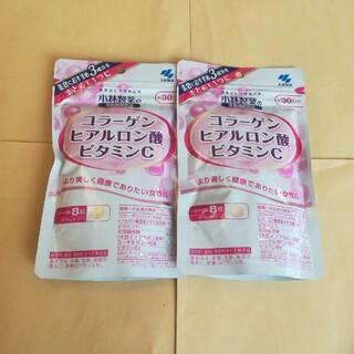 小林製薬 - 小林製薬 コラーゲンヒアルロン酸ビタミンC30日分×2袋
