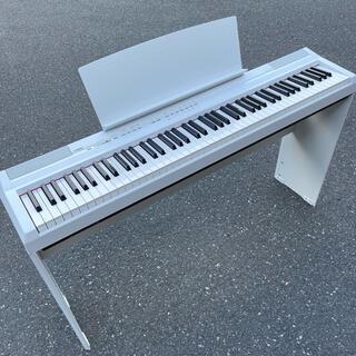 ヤマハ - ヤマハ 電子ピアノ キーボード P-105