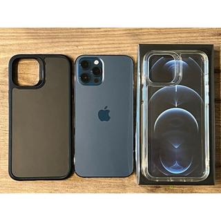 Apple - iPhone 12 pro Max 128GB 超美品バッテリ最大容量99%