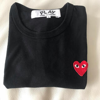 COMME des GARCONS - コムデギャルソン PLAY Tシャツ