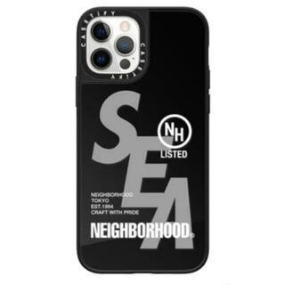 NEIGHBORHOOD - 新品 NEIGHBORHOOD SEA Casetify iPhone12