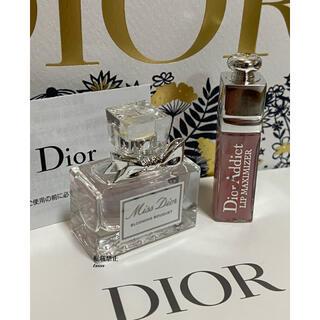 Dior - Dior ミスディオール オードトワレ マキシマイザー