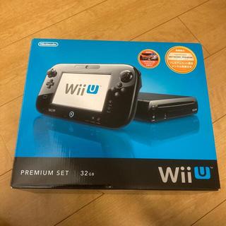 ウィーユー(Wii U)のNintendo Wii U プレミアムセット KURO(家庭用ゲーム機本体)
