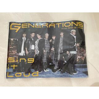 ジェネレーションズ(GENERATIONS)のGENERATIONS ポスター(ミュージシャン)