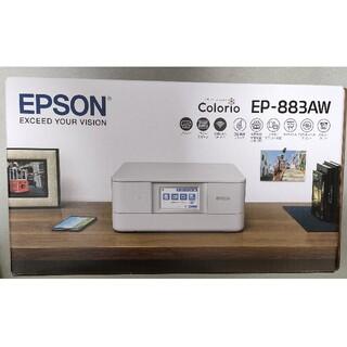 EPSON - EPSON カラリオ EP-883AW エプソン プリンター