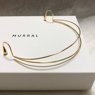 mame - MURRAL ヘアーカフ jurk ヘアカフ