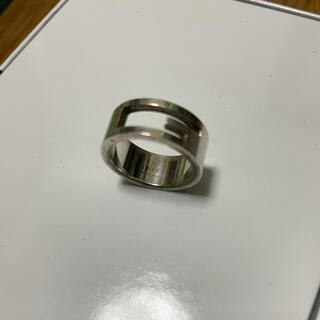 Gucci - GUCCI グッチ Gリング 指輪 ring シルバー925