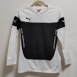 PUMA - プーマ 140トレーニングシャツ 長袖