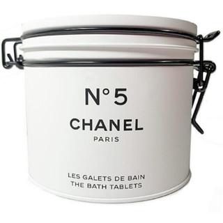 CHANEL - シャネルファクトリー5°バスタブレット缶のみなります。