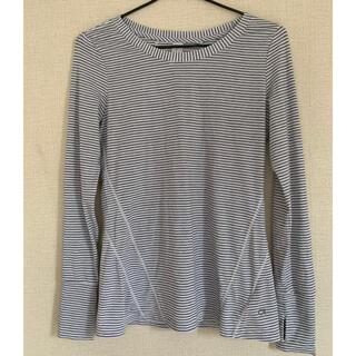 ギャップ(GAP)のGap Fit Tシャツ(Tシャツ(長袖/七分))
