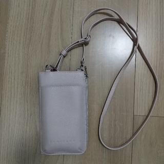 フェリシモ(FELISSIMO)のフェリシモ ラミプリュス ブロッサムカラーのクロスボディーウォレット(財布)