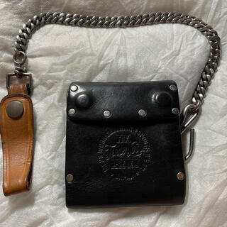 TENDERLOIN - TENDERLOIN テンダーロイン ウォレットチェーンセット 2つ折り財布
