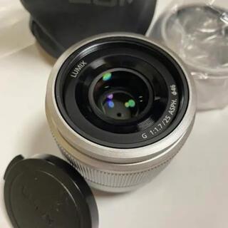 Panasonic - 【値下げ&即購入OK】LUMIX 交換レンズ H-H025