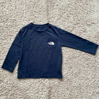 THE NORTH FACE - THE NORTH FACE  ロンT Tシャツ 100