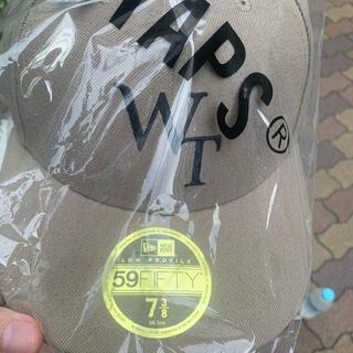 ダブルタップス(W)taps)のWTAPS 59FIFTY LOW PROFILE CAP NEW ERA(キャップ)