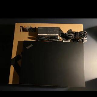Lenovo - ThinkPad X395 Ryzen7/16GB/256GB 純正ケース付