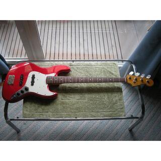 フェンダー(Fender)のFENDER JAPAN JB62-US(エレキベース)