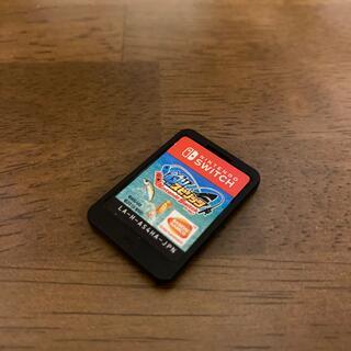 Nintendo Switch - 釣りスピリッツ ケース無し