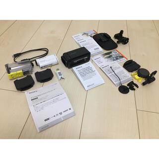 SONY - 早い者勝ち!最終値下げ HDR-AS100V デジタルHDビデオカメラレコーダー