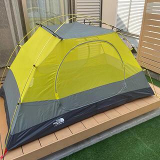 ザノースフェイス(THE NORTH FACE)のノースフェイス ストームブレーク2  テント ソロキャンプ(テント/タープ)