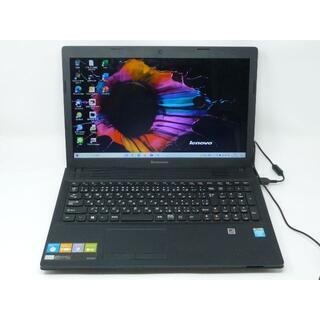 Lenovo - Lenovo ノートパソコン G500 Office2019 Webカメラ!