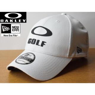 NEW ERA - OAKLEY×NEWERA ゴルフメッシュキャップ