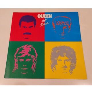 QUEEN Hot Space レコード クイーン ホットスペース
