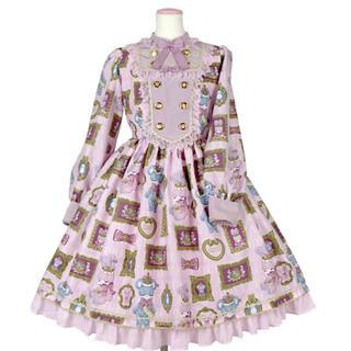 Angelic Pretty - Dolls Collectionナポレオン風ワンピース ヘッドドレス