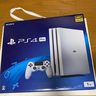 PlayStation4 - PS4 Pro CUH-7200B 1TB ホワイト