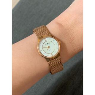 SKAGEN - スカーゲン 腕時計 美品